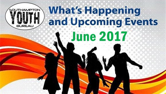 Youth Bureau 2017 What's Happening