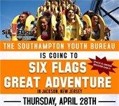 Six Flags Great Adventure Thursday April 28, 2016