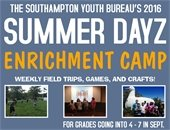 2016 Summer Days Enrichment Camp