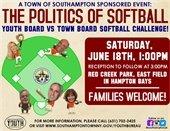 The Politics of Softball: