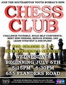 Chess Club@ the Drop Spot