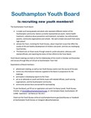 Southampton Youth Board