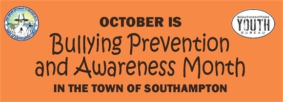 Bullying Prevention and Awareness Month