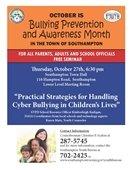 """Practical Strategies for Handling Cyber Bullying in Children's Lives"""