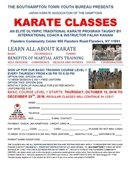 Learn Karate at the Drop Spot