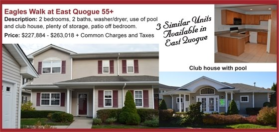 Eagles Walk at East Quogue 55+