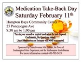 Medication Take-Back Day