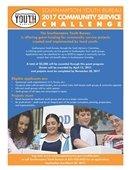 2017 Community Service Challenge