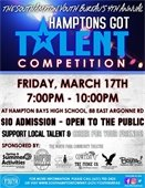 4th Annual Hamptons Got Talent Competition
