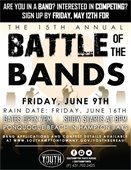 15th Annual Battle of the Bands are now available