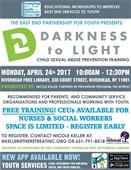 'Darkness to Light' Child Sexual Abuse Prevention Training