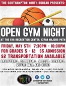 Open Gym Night at SYS
