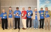 SUPERVISOR TAKES HONOR FLIGHT