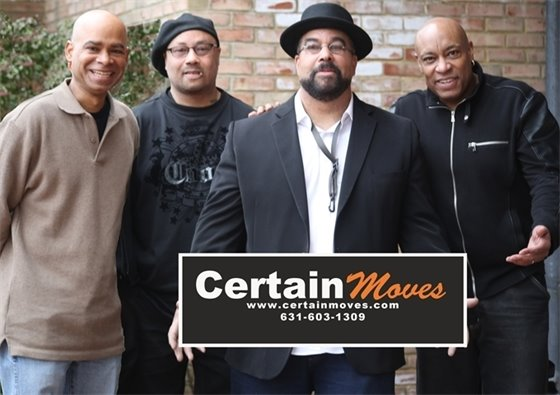 Certain Moves Band