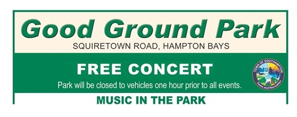 Free Concert Good Ground Park