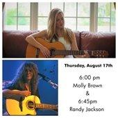 Molly Brown / Randy Jackson
