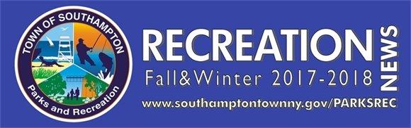 RECREATION NEWS  - Fall-Winter 2017-2018