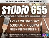 Studio 655 Craft Nights