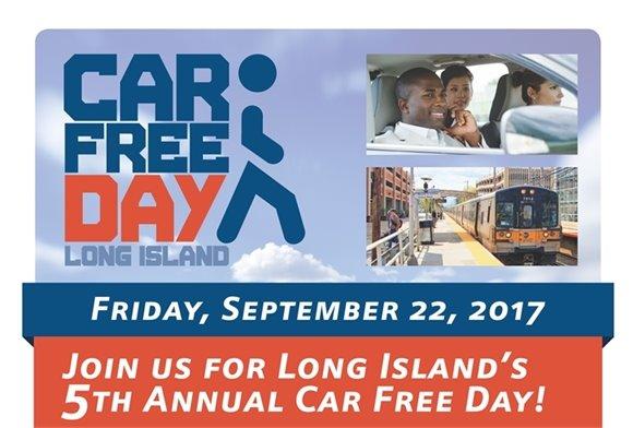 Car Free Day LI 2017 events