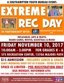 Extreme Rec Day at SYS
