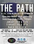 New Saturday Winter Hours at The PATH, 1370a Majors Path: