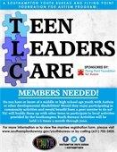 Teen Leaders Care – Looking for Members!