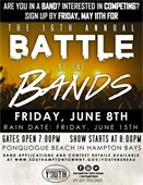16th Annual Battle of the Bands Applications Available!