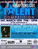 5th Annual Hamptons Got Talent Competition