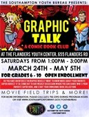 Graphic Talk: A Comic Book Club