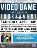 Video Game Tournament