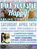 Bake Yourself Happy Baking Competition