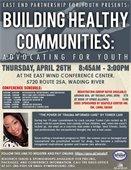 BUILDING HEALTHY COMMUNITIES:
