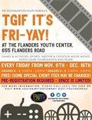 FRI – TGIF It's Fri-YAY!