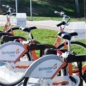 Bike share program launches in Hampton Bays