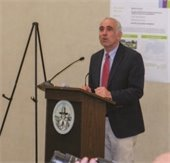 UPBEAT STATE OF THE TOWN ADDRESS