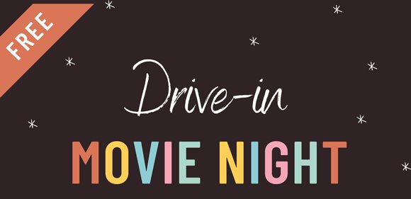 FREE Drive-In Movie