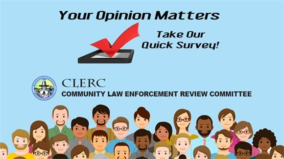 CLERC Community Law ENforcement Review Committee