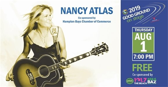 NANCY ATLAS, 7PM