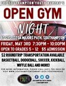 Open Gym Night