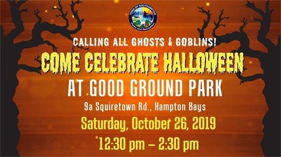Good Ground Park Halloween Event