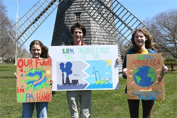 Calling all Long Islanders to Celebrate Earth Day's 50th Anniversary