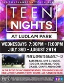 Teen-Nights-at-Ludlam-Park-Flyer-Summer-2019