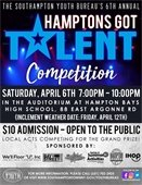 SAVE THE DATE: 6th Annual Hamptons Got Talent Competition