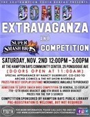 Comic Extravaganza & Super Smash Brothers Competition
