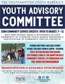 Youth Advisory Committee -