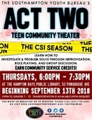 Act TWO Flyer 2018