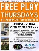 Free Play Thursdays