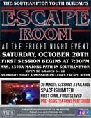 Fright Night / Escape Room at SYS