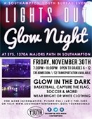 Lights Out! Glow Night at SYS