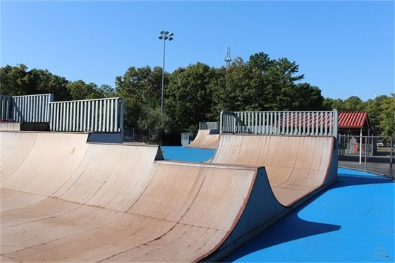 Skate Park will be open Wednesday November 25th  from 12pm-7pm.